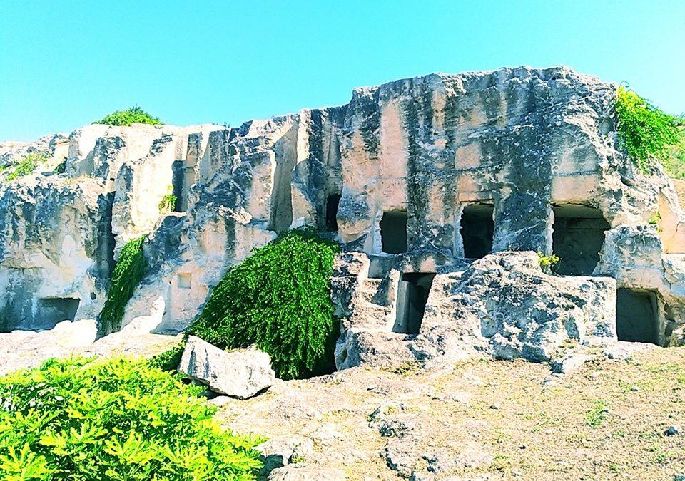Tuvixeddu: la necropoli punica più grande nel Mediterraneo. 1 Agosto 2019 Cagliari