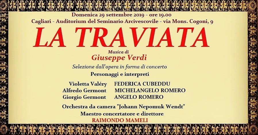 LA TRAVIATA 29.9.2019 Cagliari