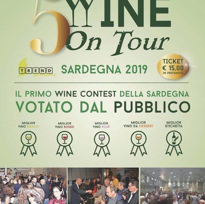 Fiera del Vino a Cagliari! Wine On Tour 5.0 Sardegna 21 dicembre 2019