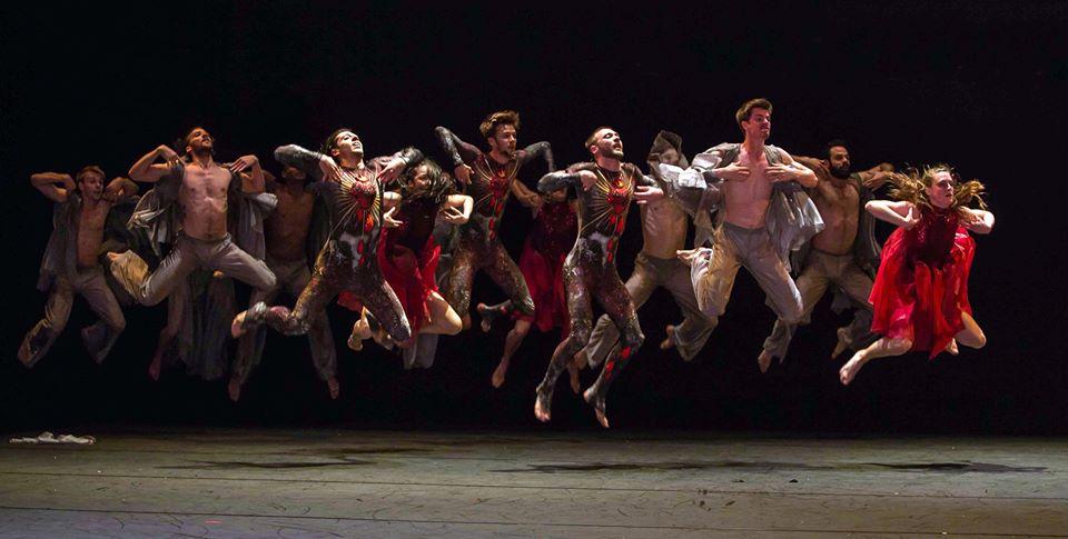 Carmina Burana – Ballet du Grand Théâtre de Genève 15 febbraio 2020 Auditorium Conservatorio Cagliari