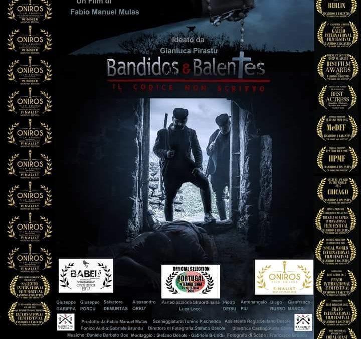 Bandidos E Balentes in Proiezione Sabato 21 Dicembre 2019 Bonnannaro