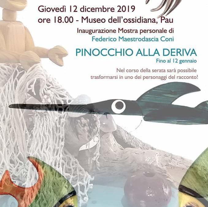 Pinocchio alla deriva, di Federico Maestrodascia Coni, 12 dicembre 2019 Pau