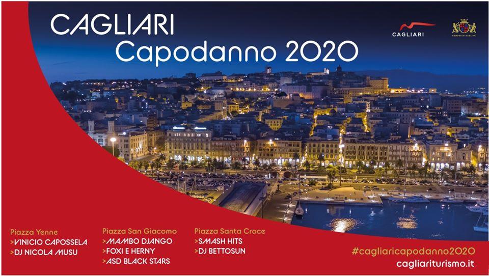 Capodanno a Cagliari con Vinicio Capossela 31.12.2019