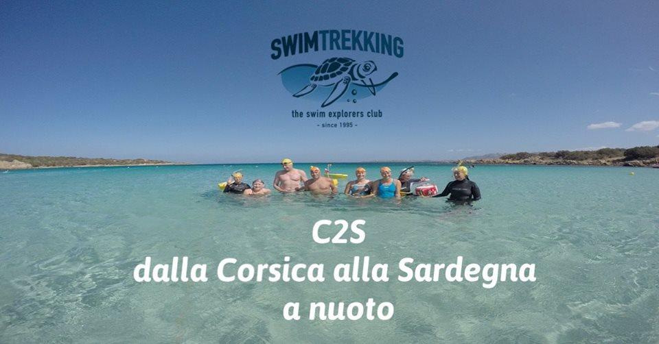 C2S Traversata dalla Corsica alla Sardegna 28 luglio – 3 agosto