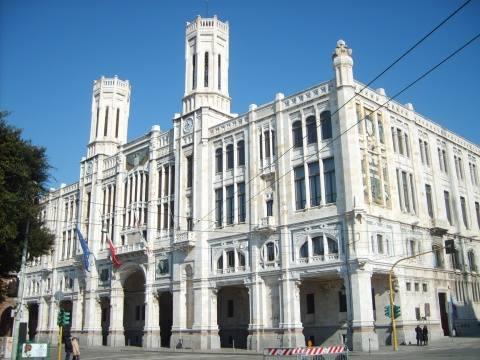 Palazzo Civico Cagliari e passillara a Stampace 30 Giugno