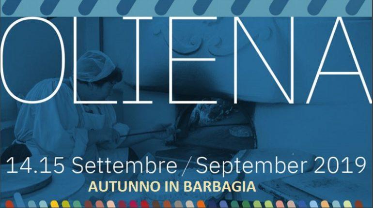 Autunno in Barbagia Oliena 14-15 settembre 2019
