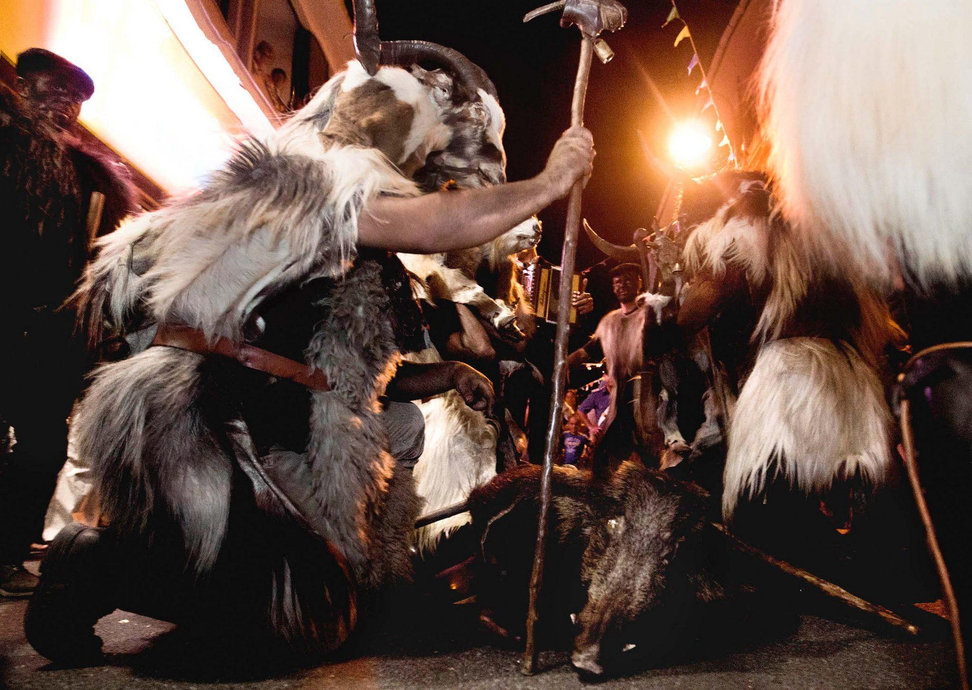 The mysterious beauty of Carnival in Sardinia