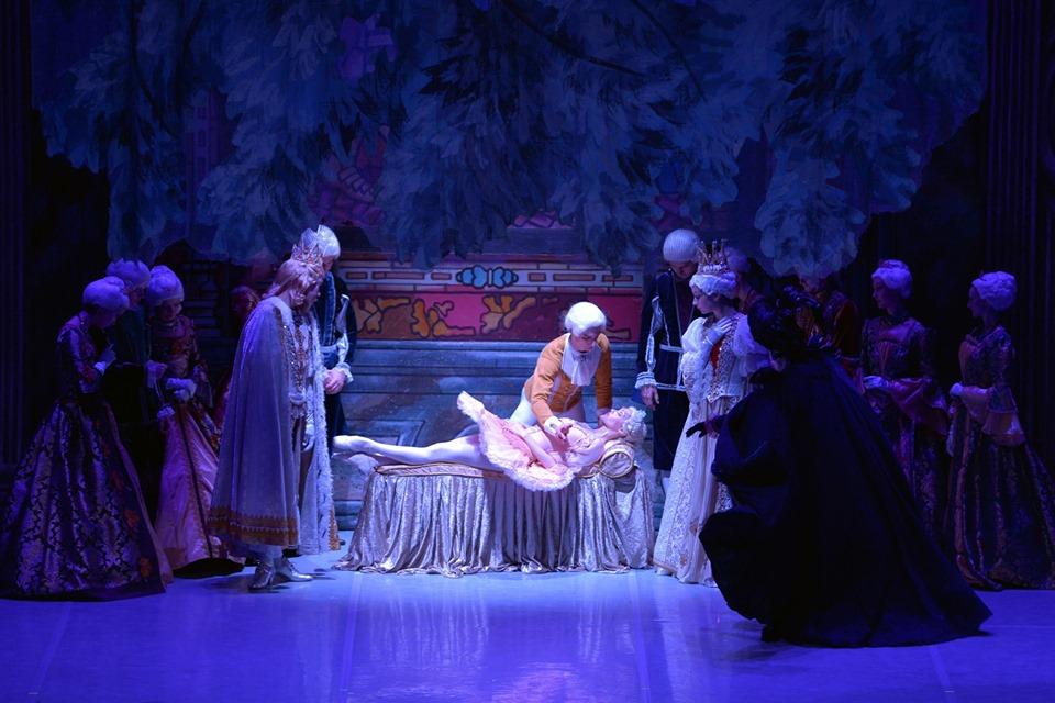 La Bella Addormentata: Russian Classical Ballet | 2 Agosto 2019 Forte Arena