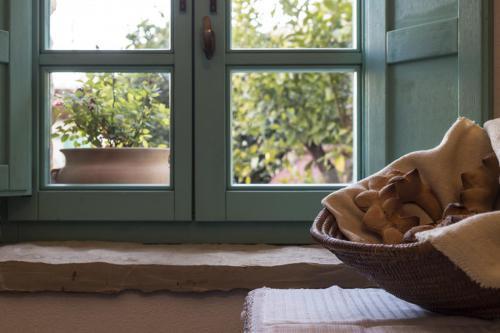 Vista sala colazioni