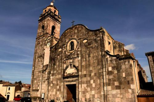 Chiesa Santa Teresa d'Avila - Gesturi