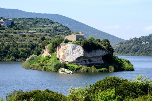 Lago San Sebastiano - Isili