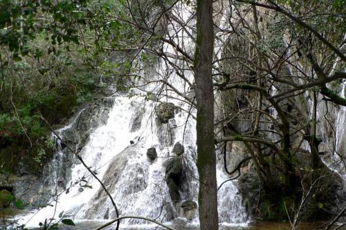 Cascate Funtana is Arinus - Nurallao