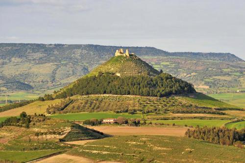 Rovine del castello - Las Plassas